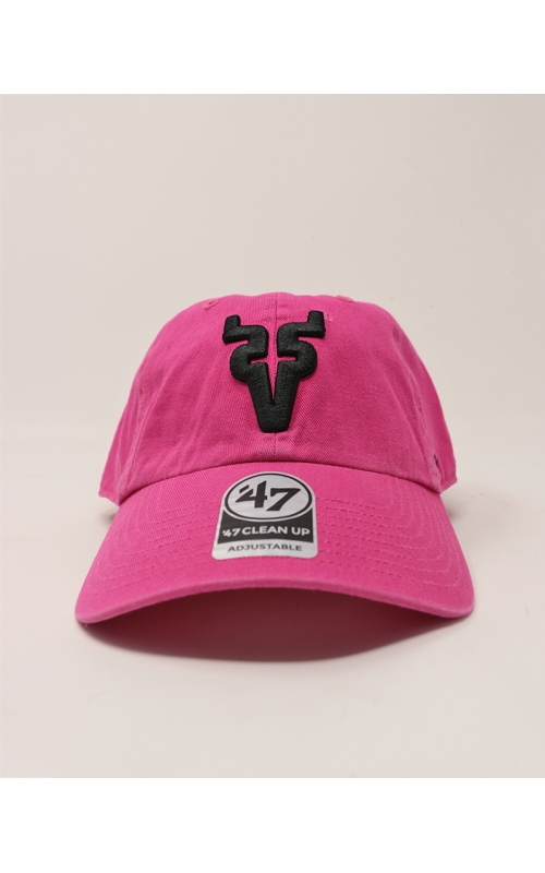 Gorra '47 Clean Up Rosa
